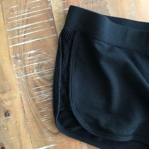 Fabletics Shorts - Fabletics Black Workout/Running Shorts